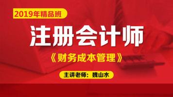 2020年注册会计师精品班【财管】