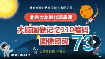图像密码73-大脑图像记忆110编码