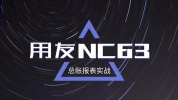 用友NC6.3总账报表财务软件实战应用