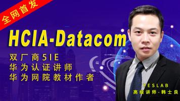 华为HCIA-Datacom/HCIP/HCIE