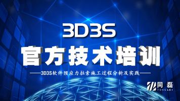 2020年第九期3D3S软件培训
