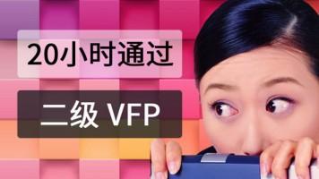 计算机二级VF上机视频