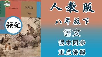 人教版初中语文八年级(下册)同步教学