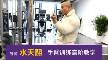 水天翮手臂训练高阶教学