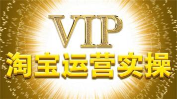 淘宝VIP爆款运营实操系列课程 一年制【优梯教育】