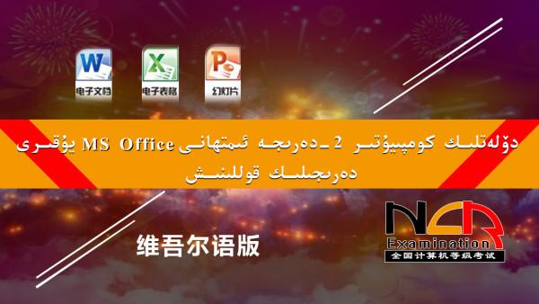 计算机国家二级(维吾尔语版)
