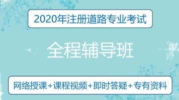 【林胖】2020年注册道路工程师专业考试全程辅导班