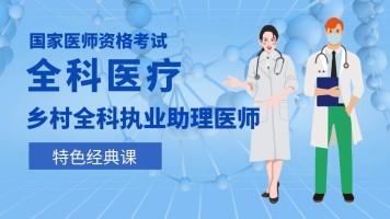 国家医师资格考试【综合笔试】乡村全科执业助理医师(全科医疗)