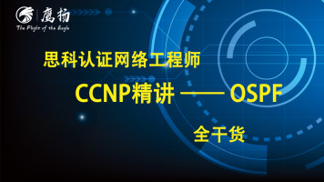 思科网络工程师CCNP精讲之OSPF