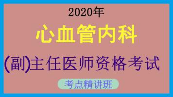 [高级职称]【临床内科】2020年心血管内科学(副)主任医师