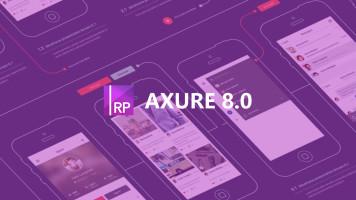 AxureRP8.0零基础入门到精通视频教程