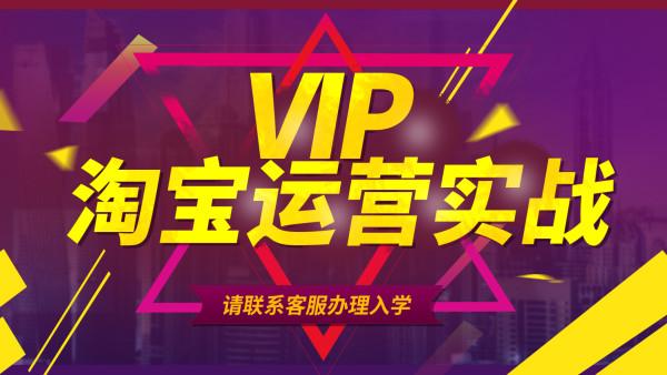淘宝VIP内容营销运营获取高权重宝贝 【立南教育】