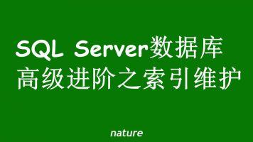 SQL Server数据库高级进阶之索引维护实战演练
