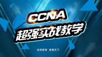 (新盟)思科华为认证网络工程师CCNA详解(含项目实战)