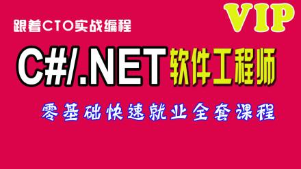 跟着大咖学C#/.NET编程VIP【骏茂教育】