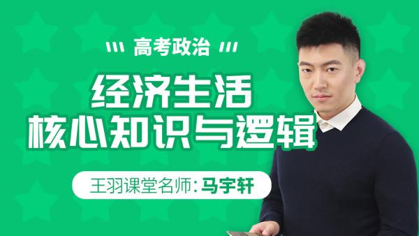经济生活核心知识与逻辑-马宇轩高考政治