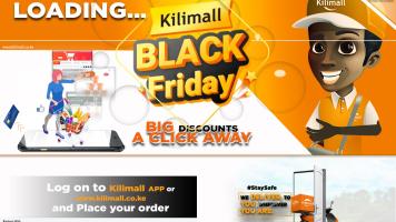 2020年Kilimall BlackFriday黑五购物狂欢节实时追踪播报