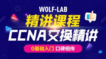 5IE讲师,CCNA网络工程师之交换综合讲授CCNA/HCIA/CCNP/HCIP