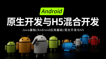 Android原生开发与H5混合开发