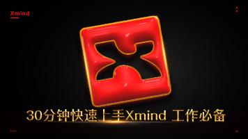 xmind思维导图软件30分钟免费学ui设计办公必备