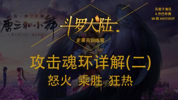 【斗罗大陆H5】攻击魂环详解(二)