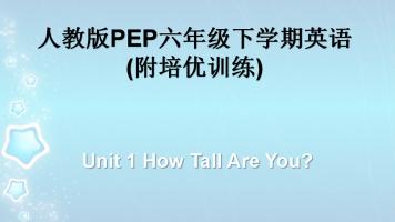 人教版六年级下学期英语PEP预习(附培优训练)