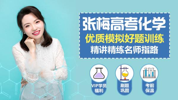 【张梅化学】2021高考优质模拟题套卷训练VIP学员福利+电子版讲义