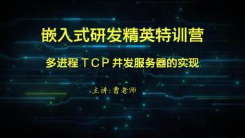 Linux 多进程TCP并发服务器的实现