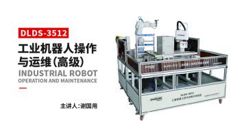 工业机器人操作与运维DLDS-3512(高级)