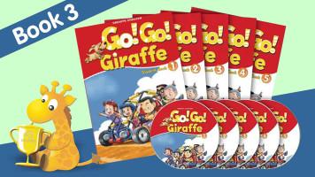 Go Go Giraffe 第三册