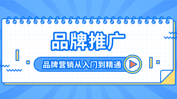 品牌网络推广实战系统班/认知/定位/创意/事件/故事/文化/口碑