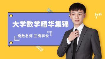 大学数学精华集锦