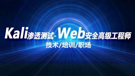 kali渗透测试/web安全/白帽子测试/网络安全/无线安全/攻防演练