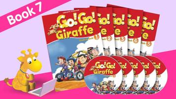 Go Go Giraffe 第七册