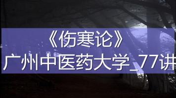 K7436_《伤寒论》_广州中医药大学_77讲