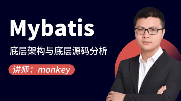 Mybatis的底层框架与工作原理与源码分析【图灵学院】【monkey】