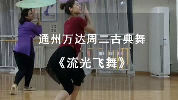 古典舞《流光飞舞》教学视频