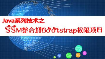 Java系列技术之SSM+Bootstrap权限项目实战
