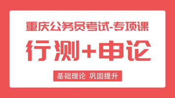 重庆公务员《行测+申论》93课时 专项理论课程