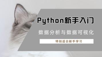 基于Python的数据分析与数据可视化