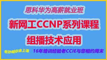 新网工CCNP课程之组播技术