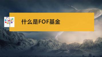 什么是FOF基金