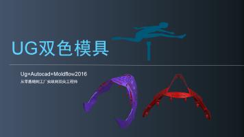 UG/CAD双色模具设计课程