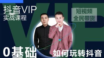 抖音VIP系统实战课程