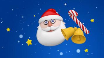 C4D圣诞主题微动画课程