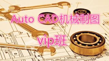Auto CAD机械制图vip