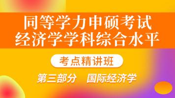 同等学力申硕《经济学综合水平考试》考点精讲  ③国际经济学