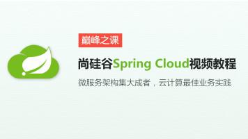 尚硅谷Java视频教程_SpringCloud视频教程
