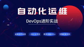 自动化运维工程师进阶实战【DevOps训练营】
