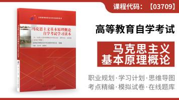 自考本科03709-马克思主义基本原理概论(公共课)
